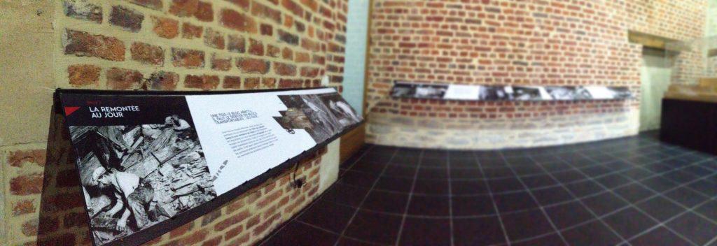 Scénographique - Muséographie - Musée de l'ardoise Rimogne