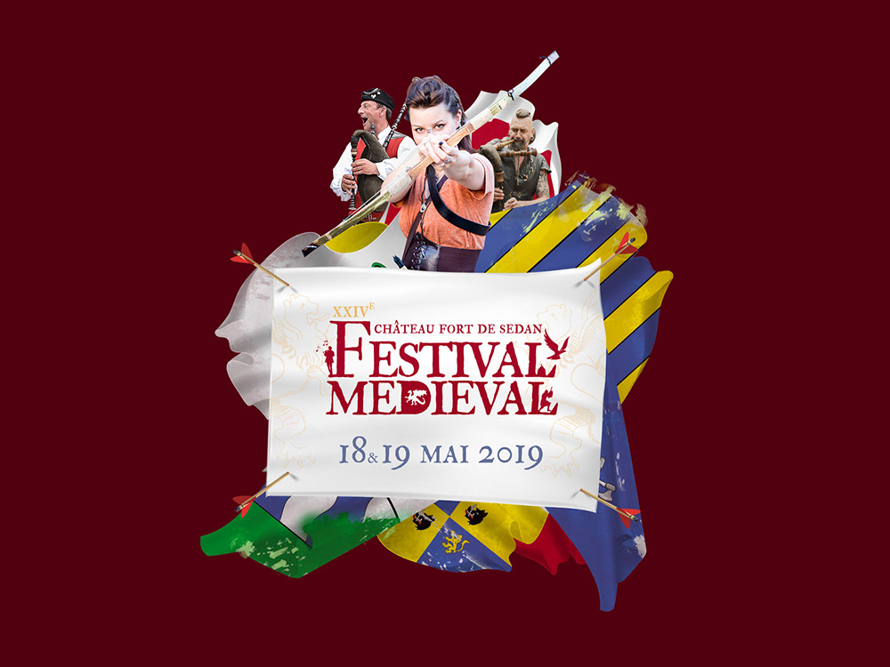 Festival médieval Sedan Programme