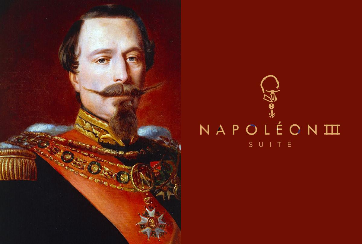 Identité visuelle Napoleon