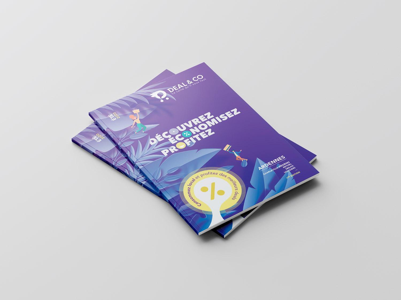 Couverture du guide Deal & co