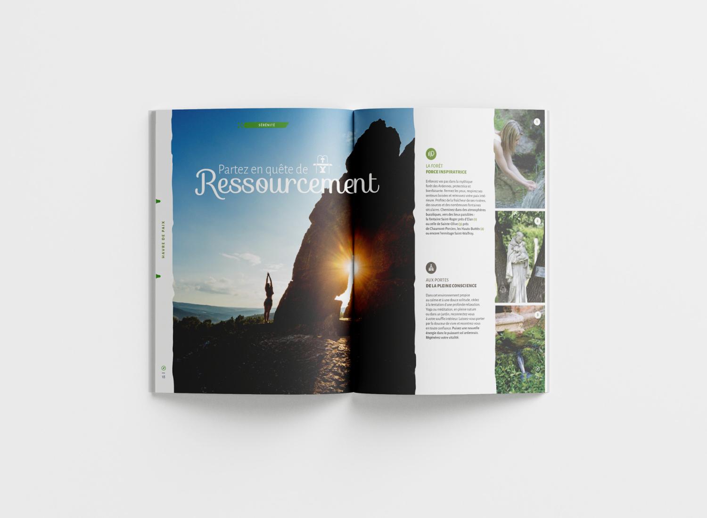 Ressourcement - Magazine Inspirations 2021