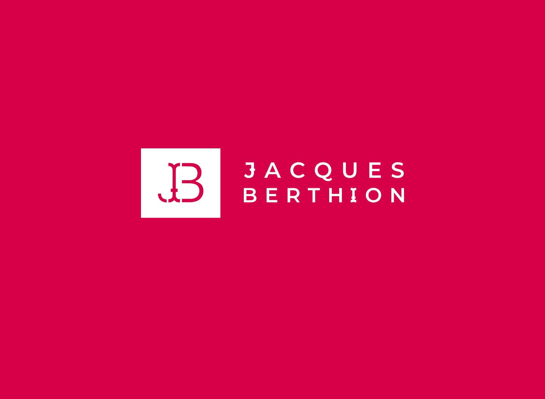 Logo presentation Jacques Berthion